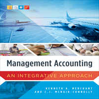 """Student Databases for """"Management Accounting - An Integrative Approach"""" textbook"""